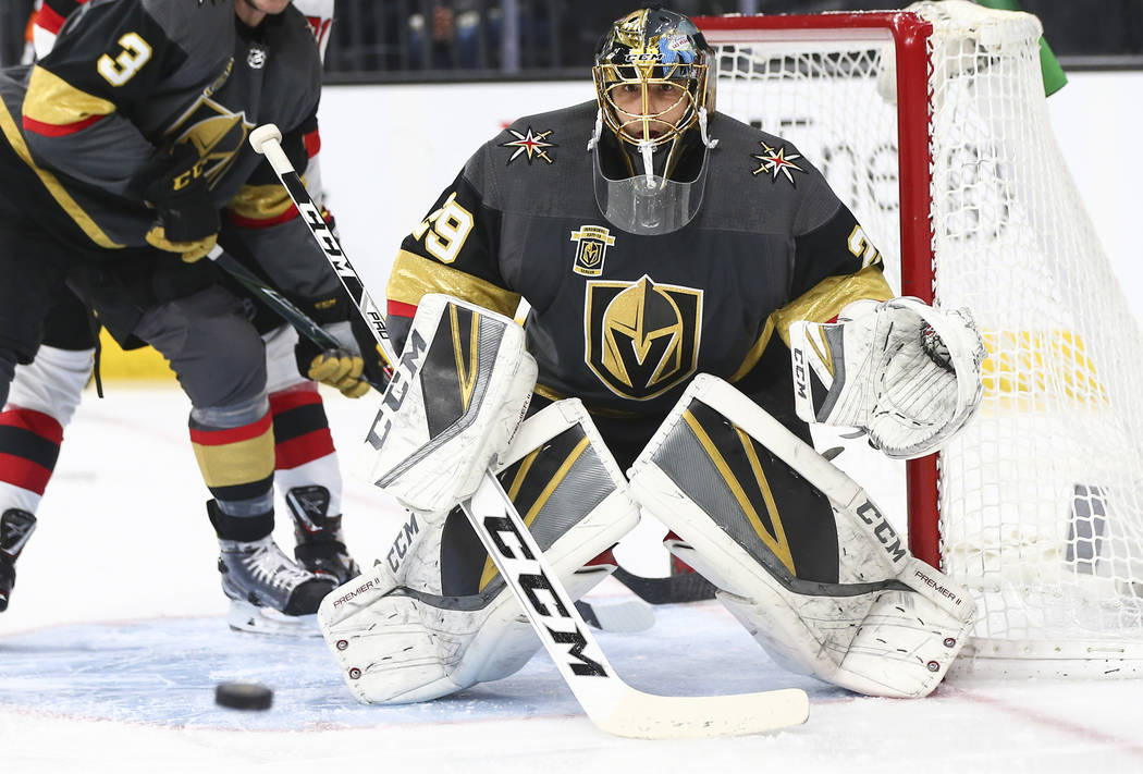 best sneakers b9de8 34619 Golden Knights' Fleury among top-selling NHL jerseys last ...