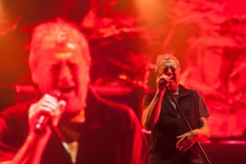 Ian Gillan of the band Deep Purple performs during the Hell and Heaven music festival in Mexico ...
