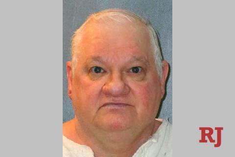 Billy Jack Crutsinger (Texas Department of Criminal Justice via AP)