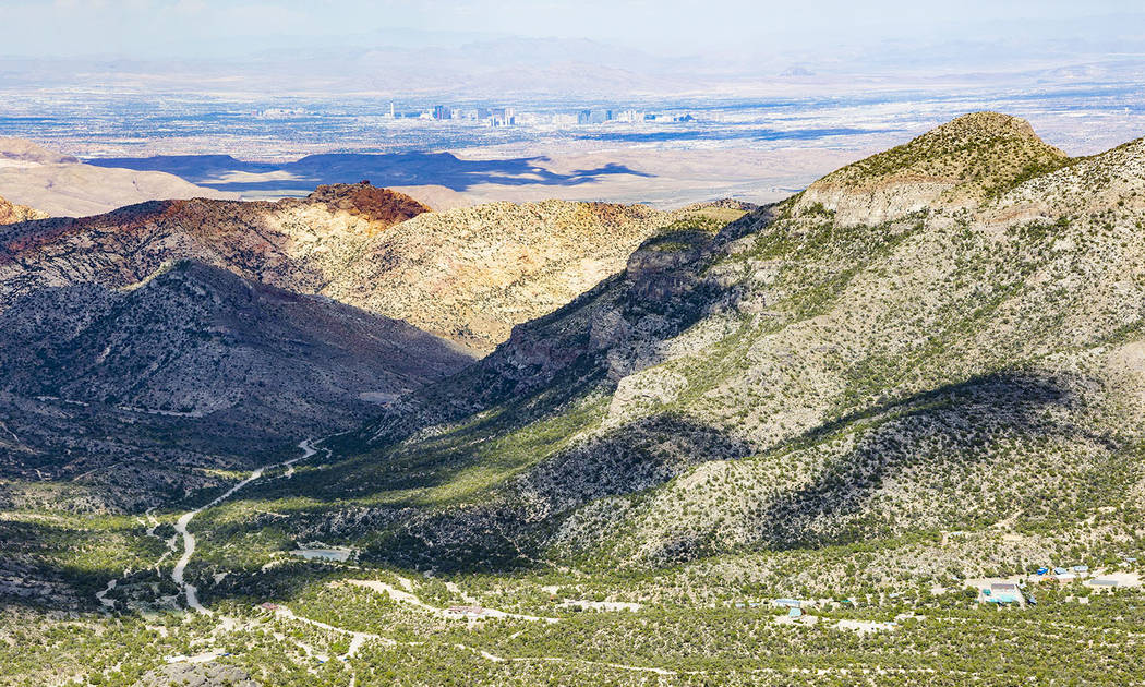 The Boy Scouts of America Las Vegas Area Council has voted to sell its camp at Mount Potosi, wh ...