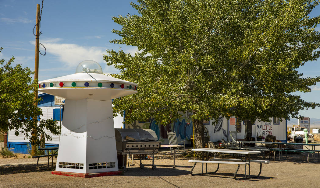 The Little A'Le'Inn is to be a gathering site for the upcoming Alienstock festival on Tuesday, ...