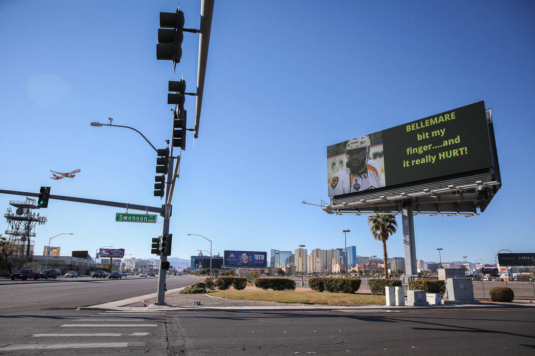 Officials are still working on tweaking the redesign of the Tropicana Avenue and Swenson Street ...