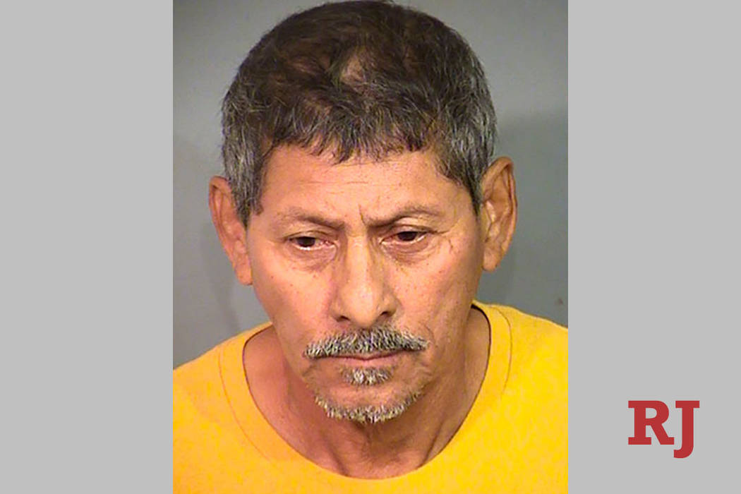 Jose Azucena (Las Vegas Metropolitan Police Department)
