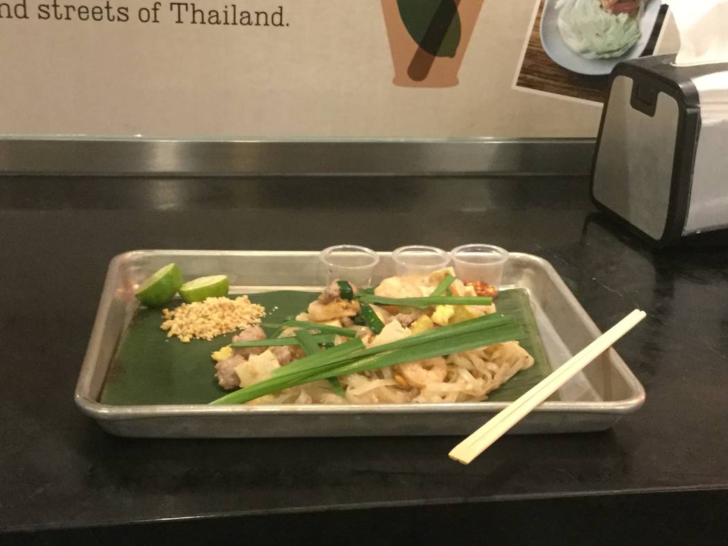 Pok Pok Wing In Las Vegas Adds A Pad Thai Variation Las