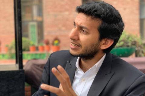 Ritesh Agarwal, CEO and founder of OYO Hotels & Homes. (Courtesy, OYO)