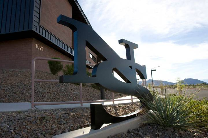 The Nevada State College Liberal Arts & Sciences Building (K.M. Cannon/Las Vegas Review-Journal)