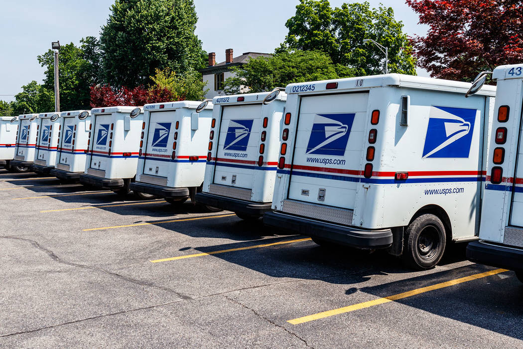Mail theft at Las Vegas post office prompts investigation