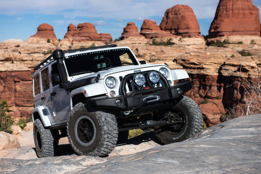 Chapman Chrysler Jeep is Nevada's only authorized American Expedition Vehicles dealership. (A ...