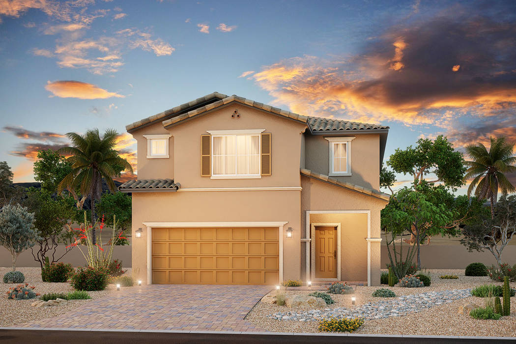 The grand opening of Beazer Homes' Rancho Crossing is scheduled for Sept. 21. (Beazer Homes)
