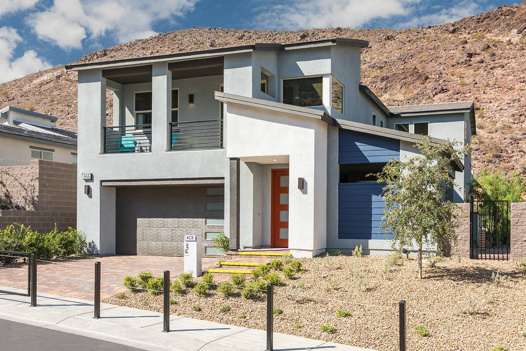 The grand opening of Midnight Ridge by Pardee Homes is set for Sept. 21. (Pardee Homes)