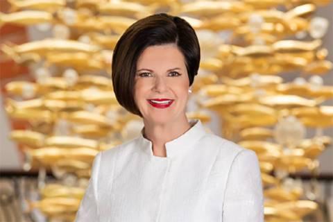 Marilyn Spiegel, Wynn Las Vegas LLC president (Courtesy)