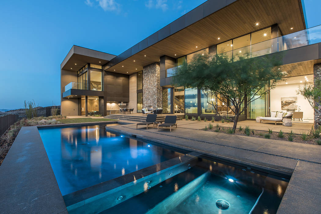 Ascaya This inspirational home at 5 Boulderback Drive in Ascaya is listed for $5.5 million.