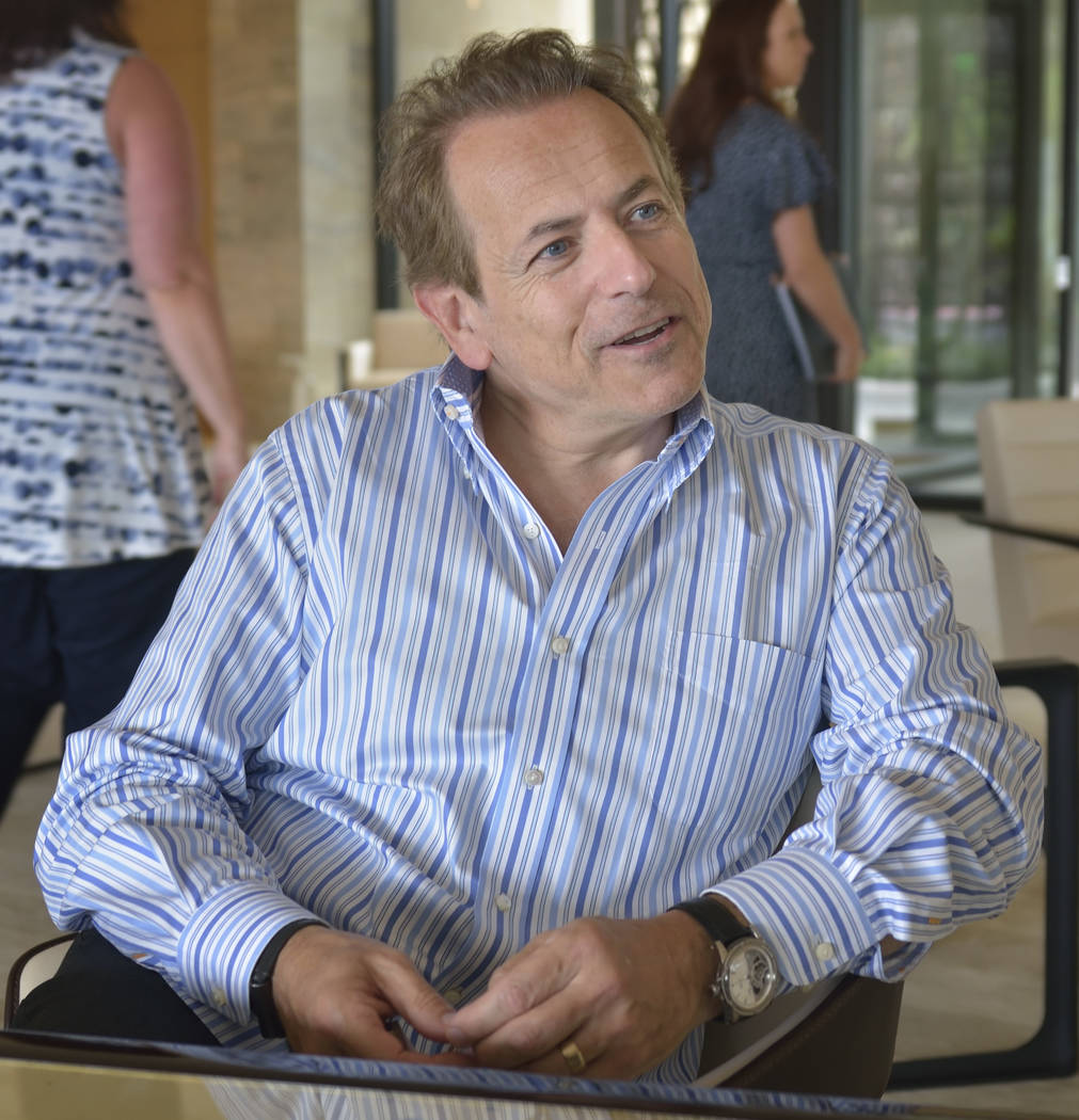 Bill Hughes/Real Estate Millions David Arnold, managing director of the Robb Report.