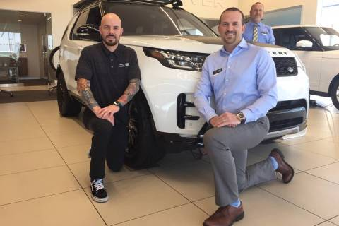 Findlay Jaguar Land Rover Las Vegas has announced its participation in the Land Rover TReK 2020 ...