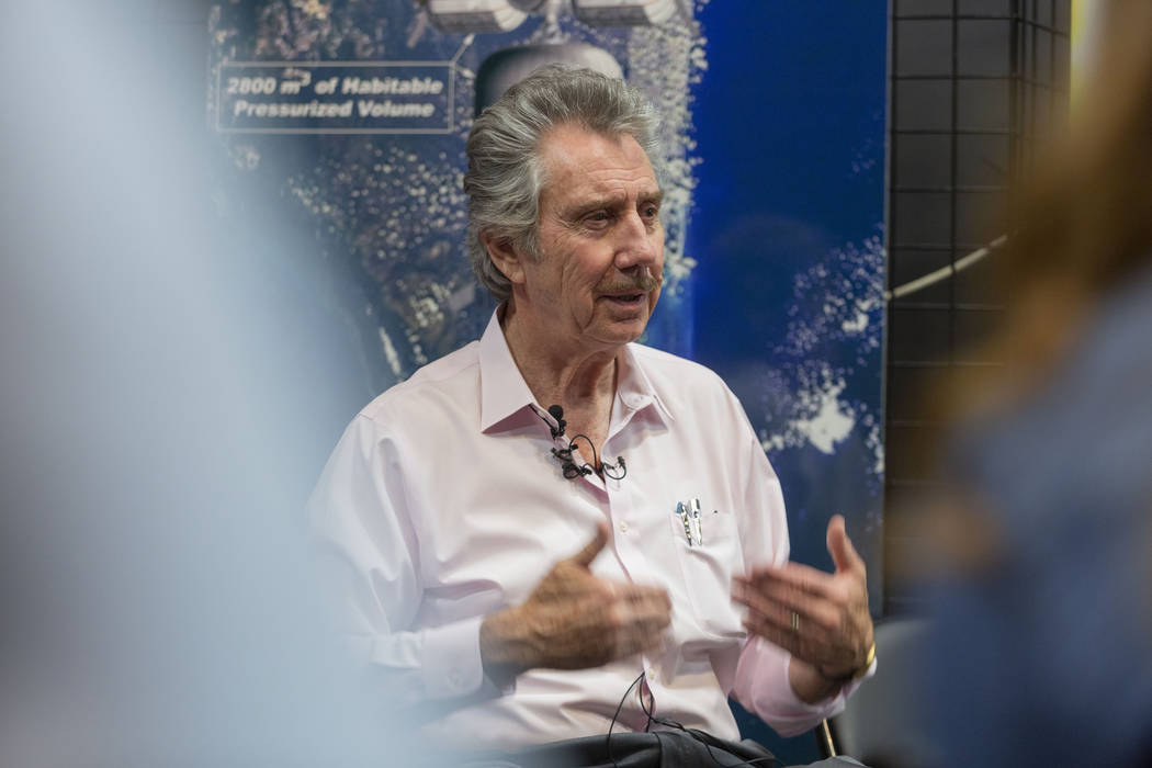 Owner of Bigelow Aerospace Robert Bigelow explains next phases for the B330 Mars Transporter at ...