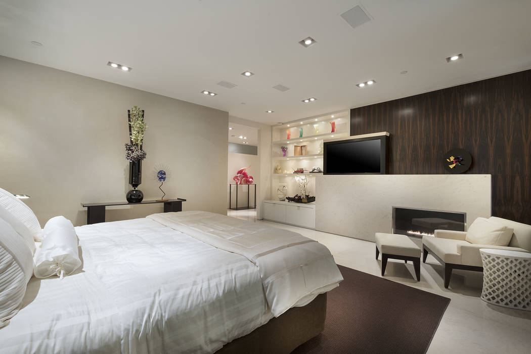 The master suite. (Ivan Sher Group)