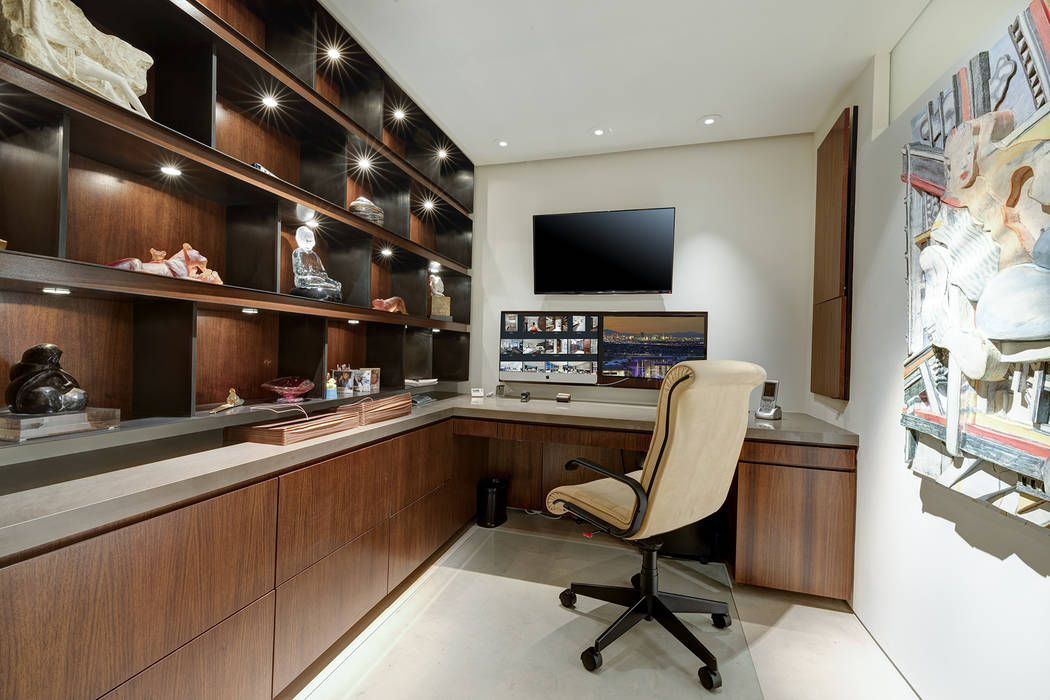 The office. (Ivan Sher Group)
