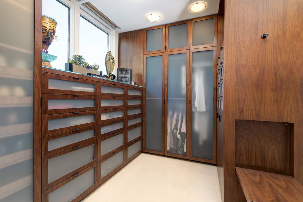 His closet. (Ivan Sher Group)