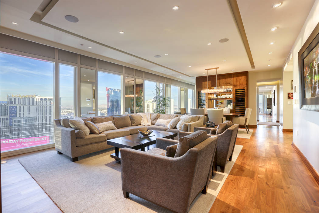 No. 3 on the list for high-rise sales so far this year is a condo on the top floor of the Waldo ...
