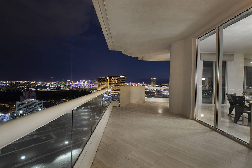 The No. 2 high-rise for mid-year is a two-level penthouse at Turnberry Place, which sold for $4 ...