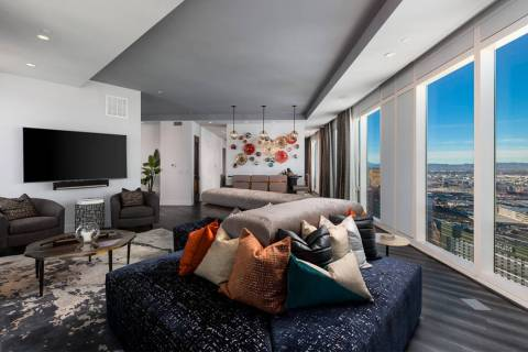 A Waldorf penthouse on the 46th floor sold for $5.75 million, making it the No. 1 sale for mid- ...