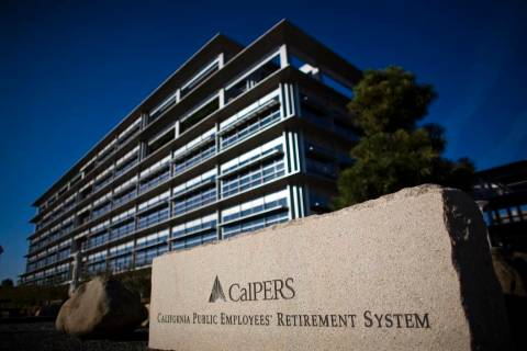 Calpers headquarters is seen in Sacramento, California, October 21, 2009. (REUTERS/Max Whittaker)
