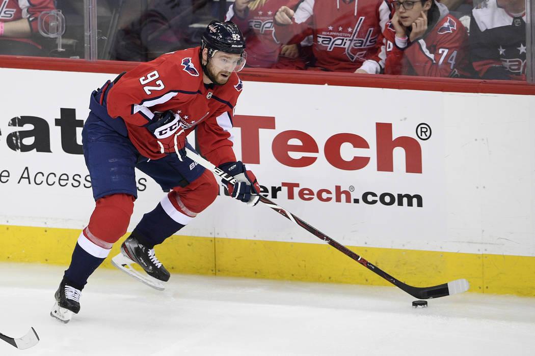 reputable site c3045 e0e40 Capitals' Evgeny Kuznetsov suspended 3 games by NHL | Las ...