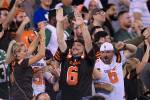 Bettor cashes $74K parlay after Browns cover on Monday Night Football