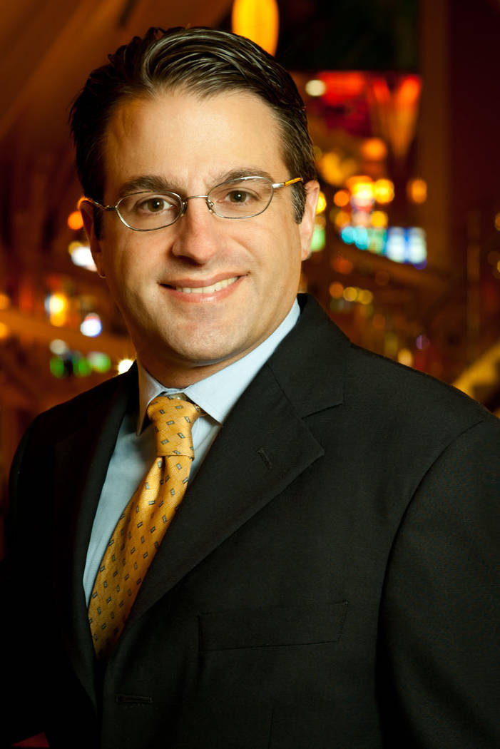 Mario Kontomerkos, CEO, Mohegan Gaming and Entertainment (Mohegan Sun)