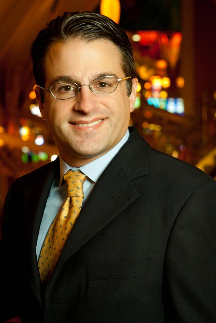 Mario Kontomerkos, CEO, Mohegan Gaming and Entertainment (Mohegan Sun)