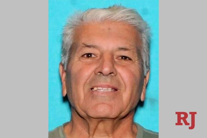 Madjid Farzaneh (Las Vegas Metropolitan Police Department)