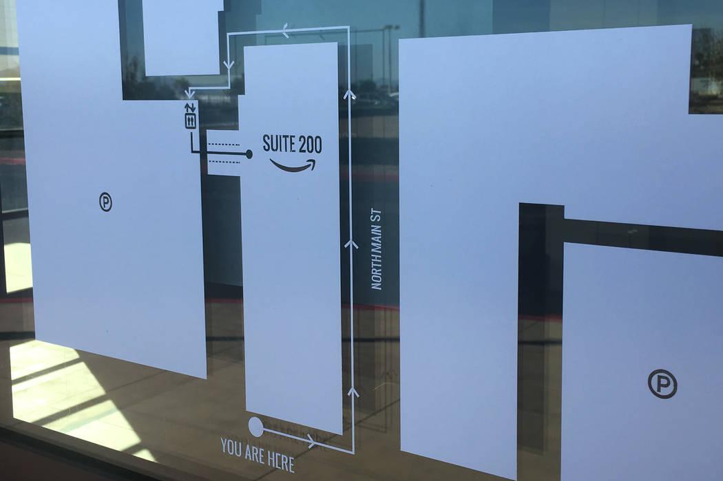Amazon Wework Leasing Office Space At Town Square Las Vegas Las Vegas Review Journal
