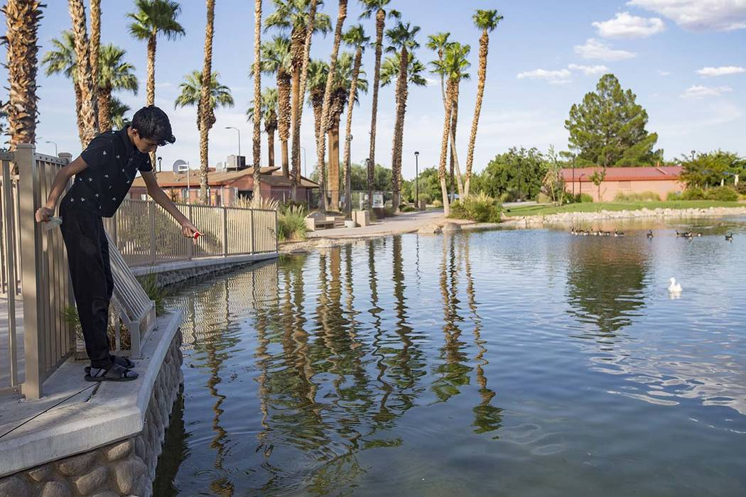 Las Vegas 94 >> High Of 94 Expected Wednesday For Las Vegas Valley Las