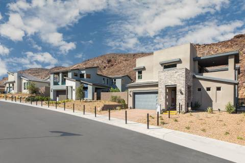 A grand opening celebration will be held for Pardee Home's new Midnight Ridge community in Hend ...