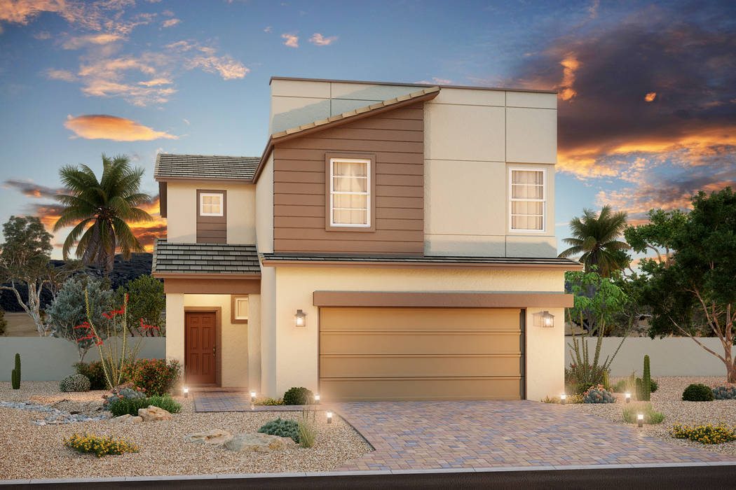 Rancho Crossing, by Beazer Homes, will hold a grand opening Saturday from 10 a.m. to 6 p.m. Pri ...