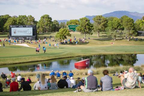 The 2019 Shriners Hospitals for Children Open returns to TPC Summerlin Sept. 30-Oct. 6. (TPC Su ...