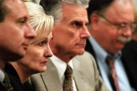 Margaret Rudin, convicted of killing her millionaire husband in one of Las Vegas' most celebr ...