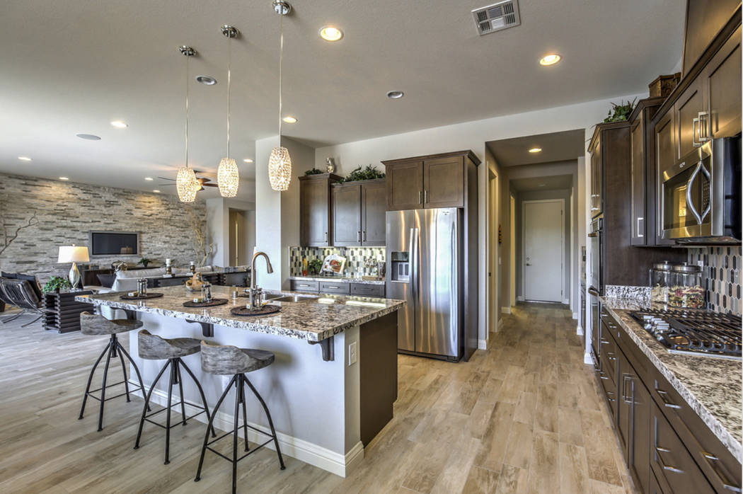 Shelbourne Estates is a new neighborhood in southern Las Vegas. Home prices start at $569,990. ...