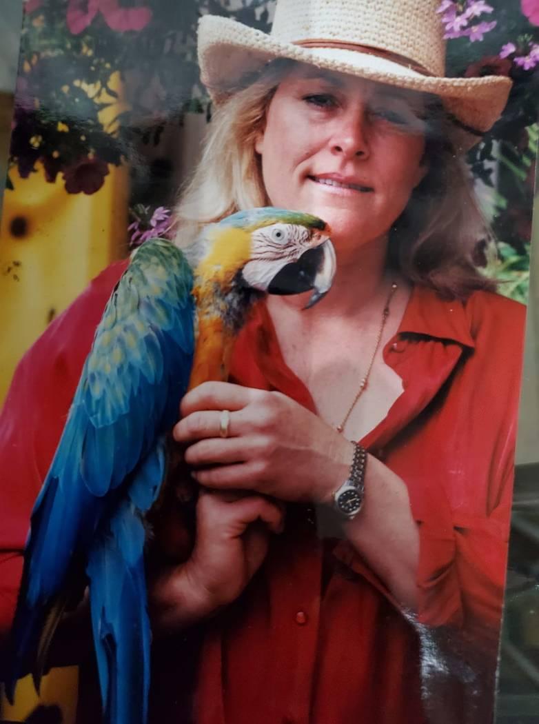Susan Mechsner, in an undated photo. (Facebook)