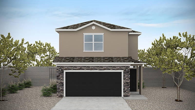 California-based American Homes 4 Rent is building its first build-to-rent project in Las Vegas ...