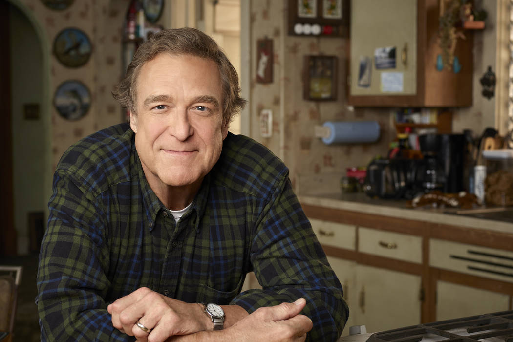 "THE CONNERS - ABC's ""The Conners"" stars John Goodman as Dan Conner. (ABC/Robert Trach ..."