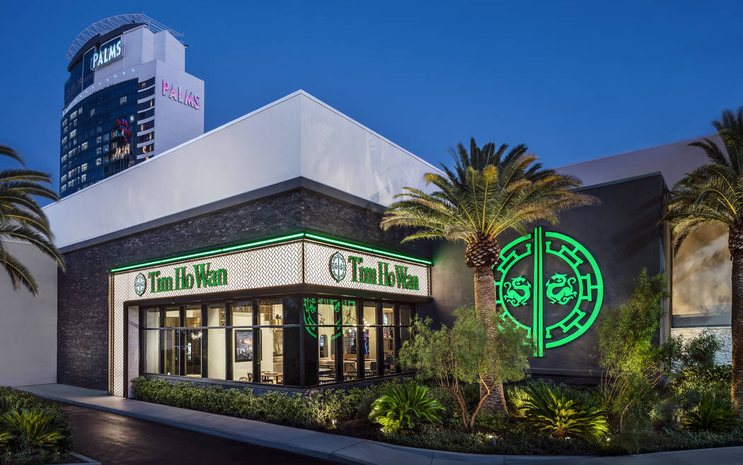 Exterior of Tim Ho Wan at the Palms. (Clint Jenkins)