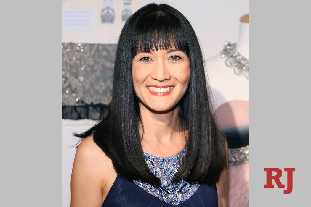 FILE - In this March 6, 2010 file photo, Suzanne Whang attends the Sue Wong Fall 2010 Preview, ...