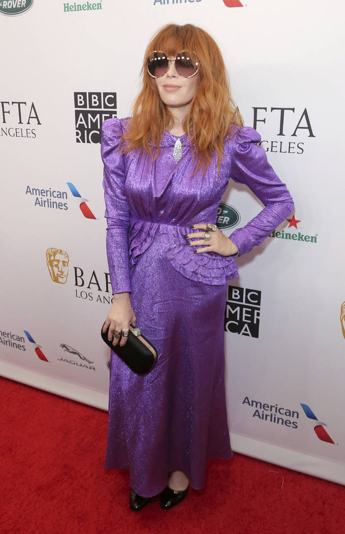 Natasha Lyonne arrives at the 2019 Primetime Emmy Awards - BAFTA Los Angeles TV Tea Party at th ...