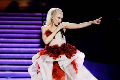 "Gwen Stefani will end her ""Just A Girl"" residency at Zappos Theater at Planet Hollywood in ..."