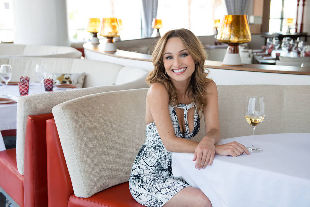 Giada has introduced a weekend brunch option based on the celebrity chef's best-selling books ...