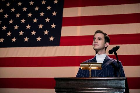 "Ben Platt stars in ""The Politician."" (Adam Rose/Netflix)"