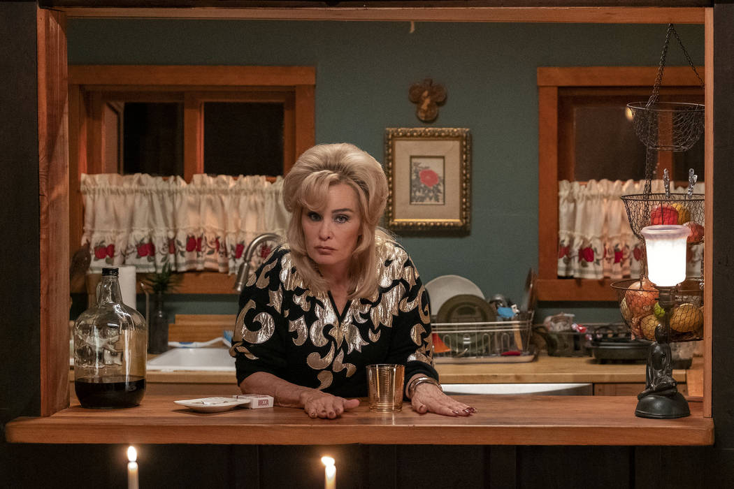 "Jessica Lange stars in ""The Politician."" (Beth Dubber/Netflix)"