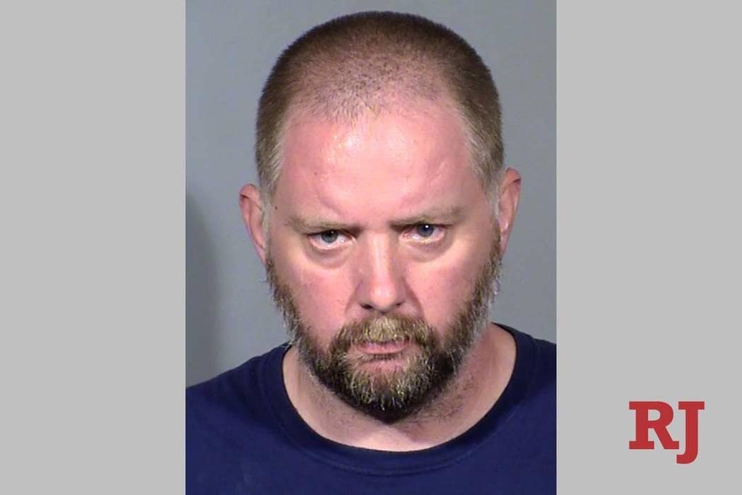 David Rumsey (Las Vegas Metropolitan Police Department)