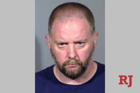 David Rumsey (Las Vegas Metropolitan Police Department)